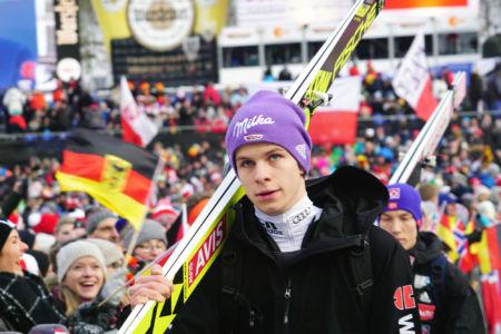 Andreas Wellinger - PŚ Willingen 2018