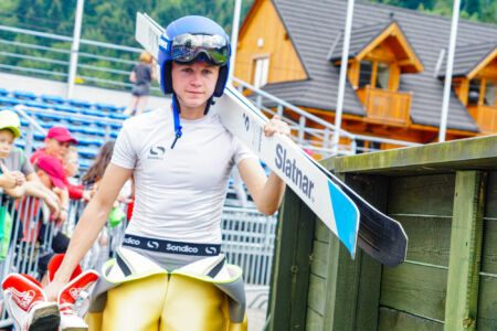 Yevhen Marusiak - FIS Cup Szczyrk 2018