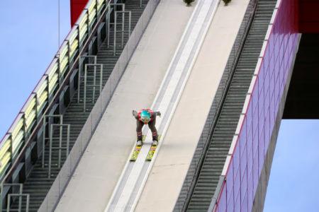 Michael Hayböck - PŚ Oberstdorf 2019