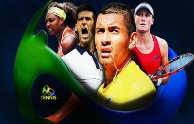 тенис рио