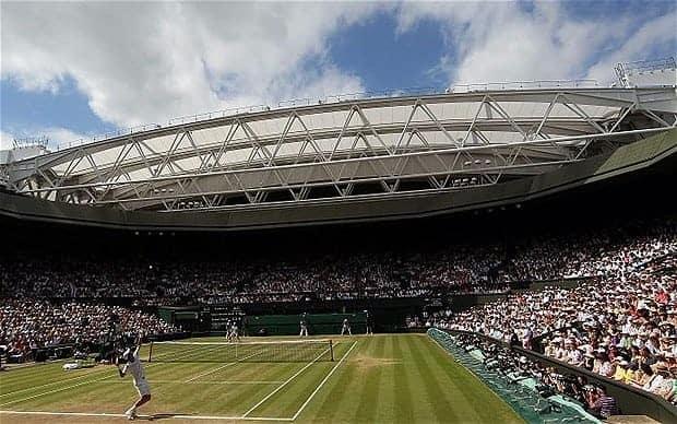 3. Wimbledon Centre Court, London, England