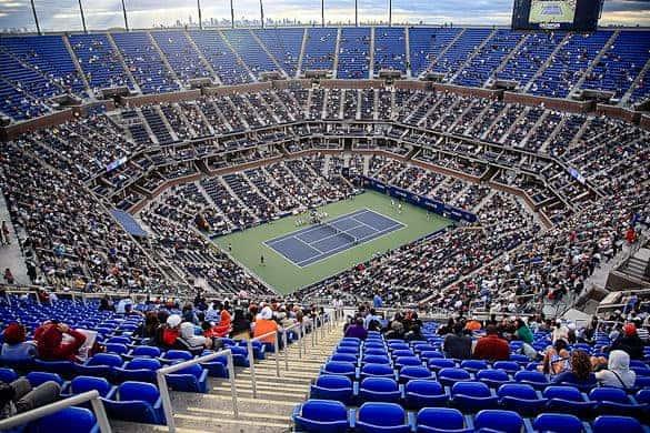 5. Arthur Ashe Stadium, New York City, New York