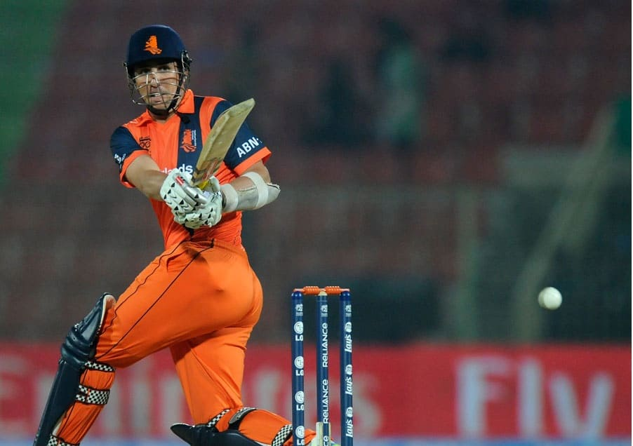 Tom Cooper took the game away from UAE in ICC World T20