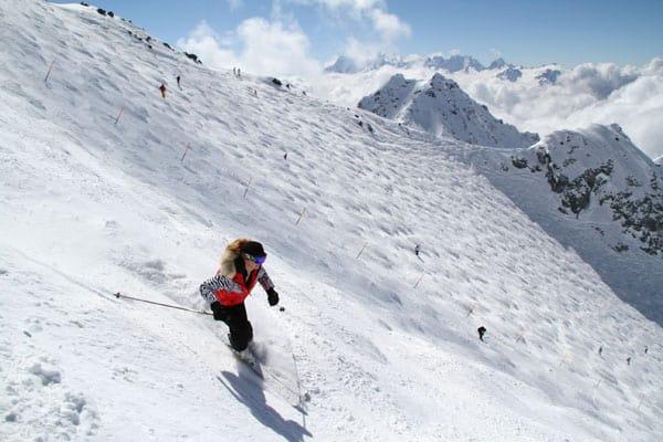 4. Verbier (Switzerland)