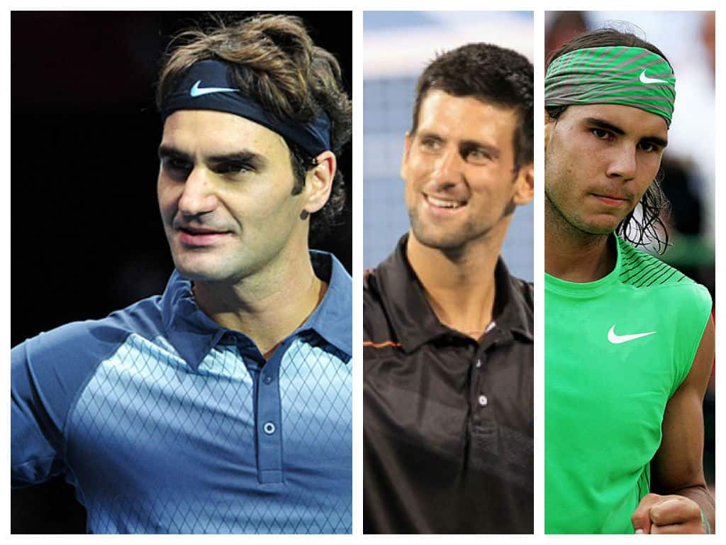 The greatest ever tennis players of the world 3