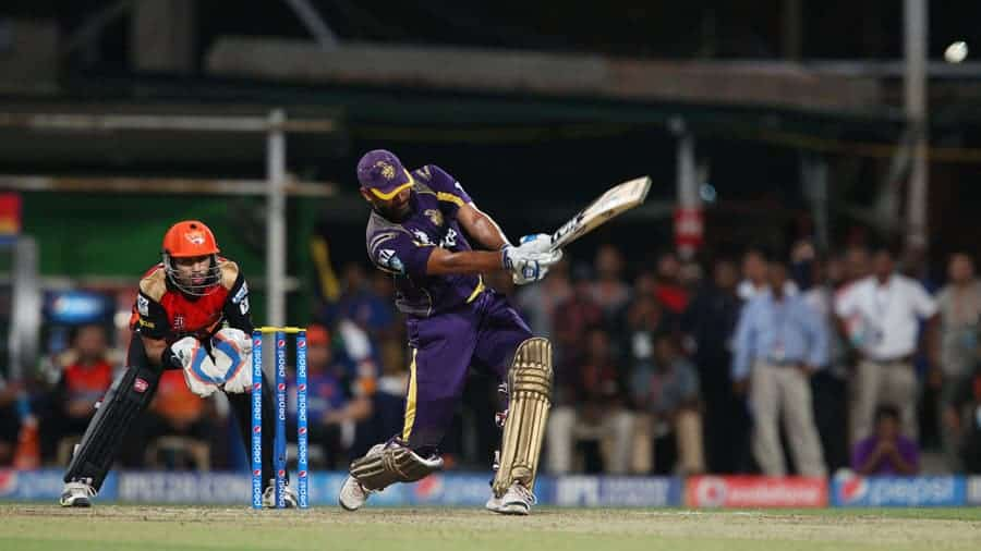 Yusuf Pathan scored the fastest IPL Fifty