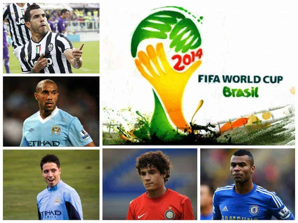 Five Players You Will Miss in the FIFA World Cup 2014