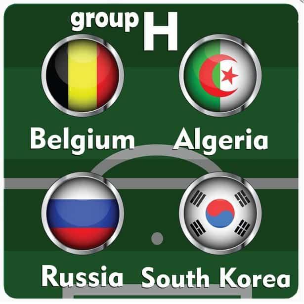 Group G H 31