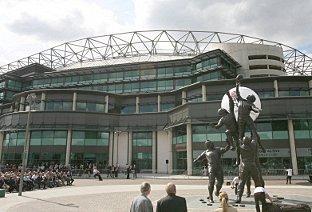 Twickenham Stadium Entrance