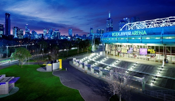 The Rod Laver Arena, Where Australian Open is played