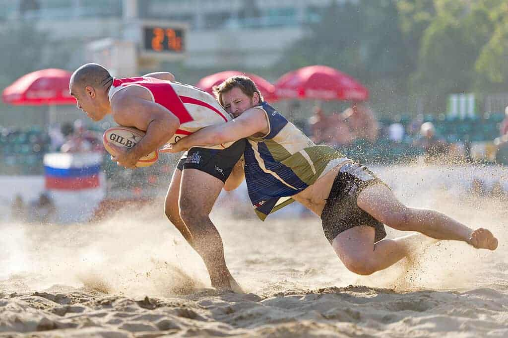 All You Want to Know about Beach Rugby