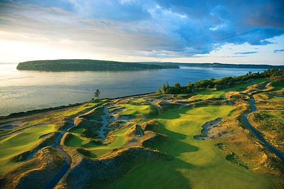 All about Chambers Bay Golf Course