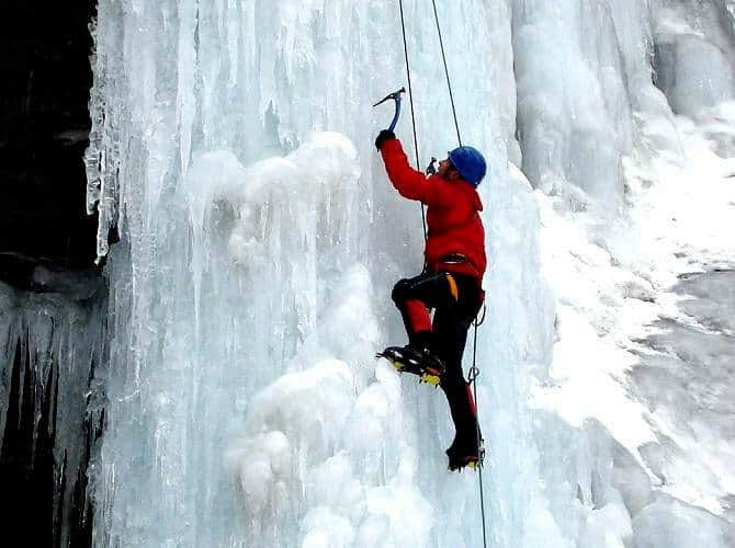 All about Ice Climbing you Always Want to Know