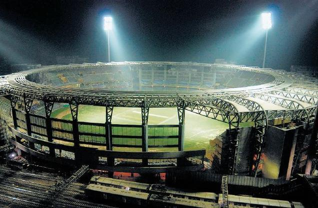 All about Wankhede Stadium