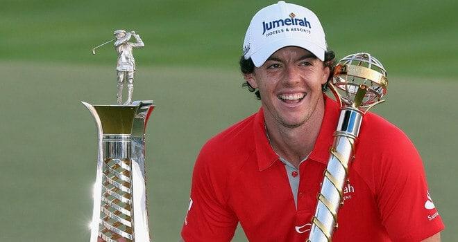 Rory McIlroy Wins the Race to Dubai