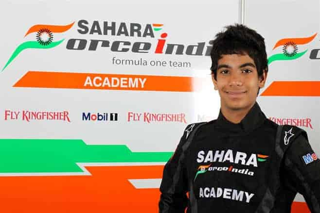 F1 Hopeful Indian Jehan Daruvala Gets Fortec Contract
