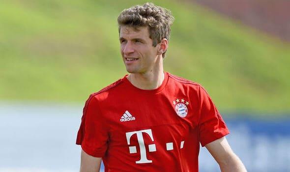 Player Profile – Thomas Muller