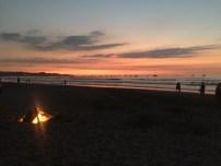 Beach Bonfires