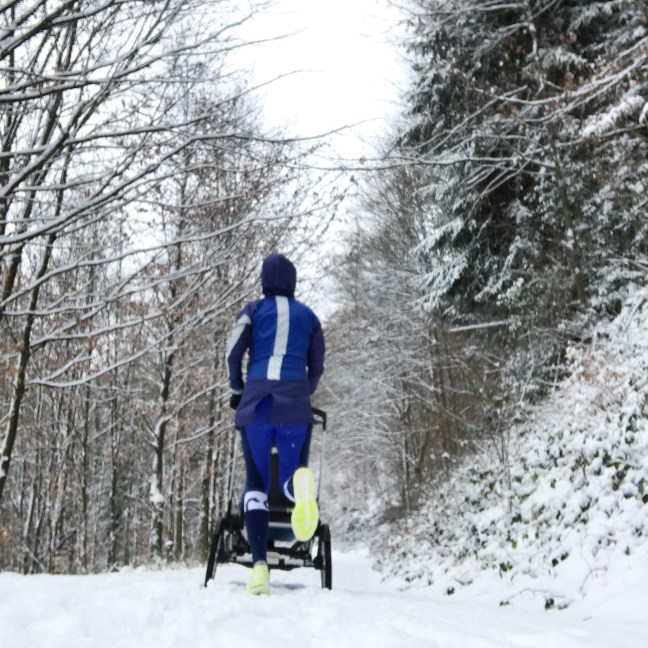 Schneelauf