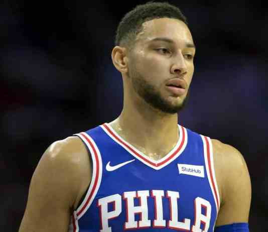 Ben Simmons of Philadelphia 76ers