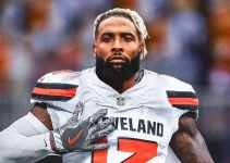 Odell Beckham of Cleveland Browns