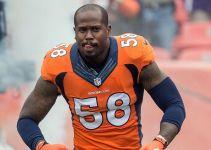 Von Miller of Denver Broncos