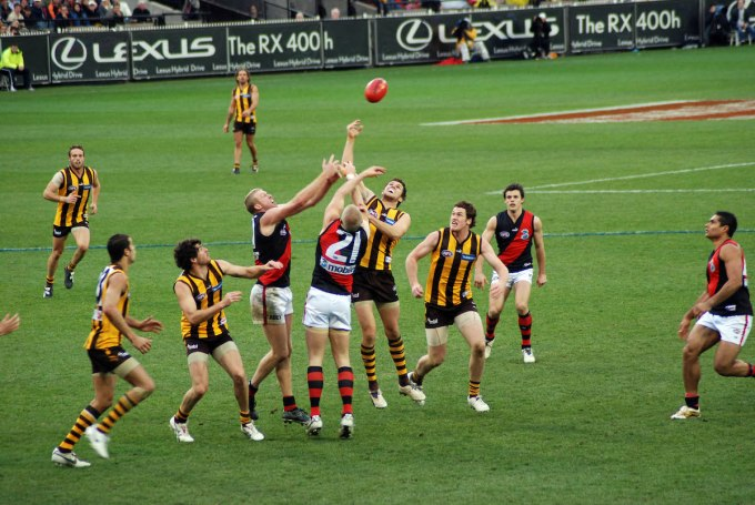 Most Popular Sport – Australian Rules Football
