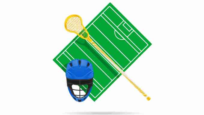 Lacrosse Equipment - Rules of Sport