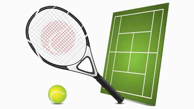 Tennis Equipment - Rules of Sport