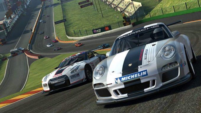 EA Sports Real Racing 3