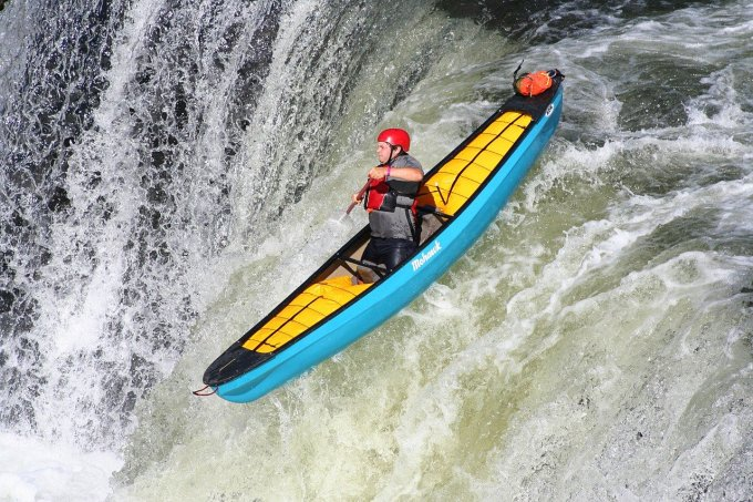 Extreme Sports - Kayaking