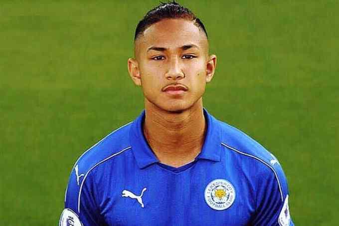 Faiq Bolkiah of Leicester City