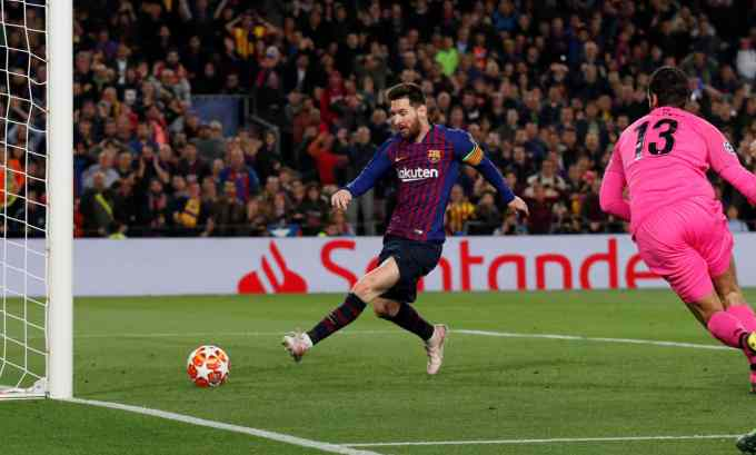 Photo of Lionel Messi playing football-the most popular sports in the world