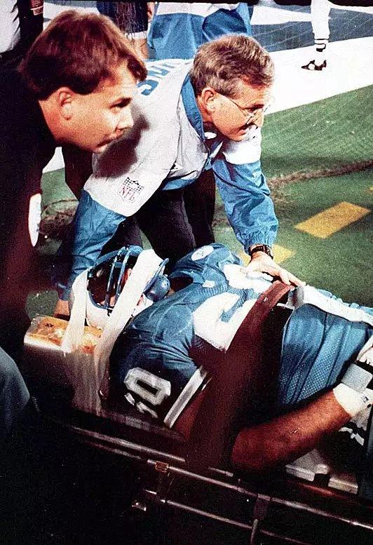 Mike Utley Injury