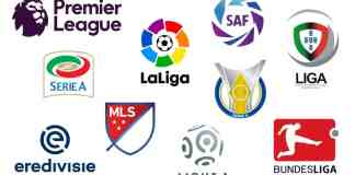 Most Popular Football/Soccer Leagues in the World