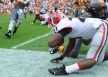 Nick Chubb's leg injury