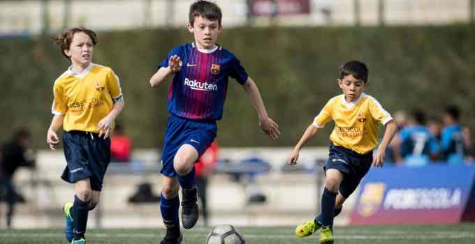 Top-20 Best Football Academies In The World 2020