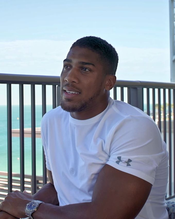 Richest Boxer – Anthony Joshua Net Worth