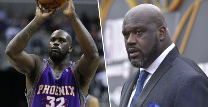 Best NBA Players - Shaquille O'Neal