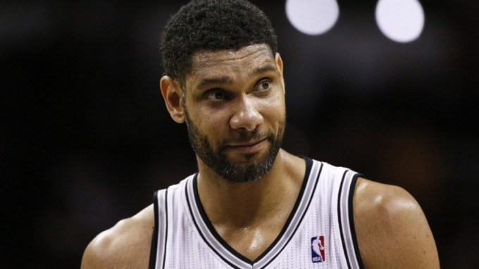 Greatest Players in NBA history - Tim Duncan