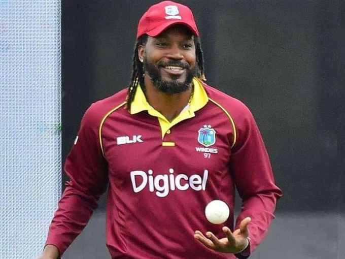 Photo of Chris Gayle