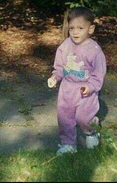 Mesut Özil Childhood Photo