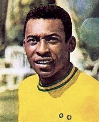 Pelé - Le Brésil en 1970