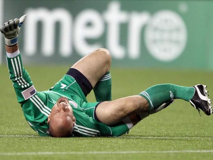 Preston Burpo Injury