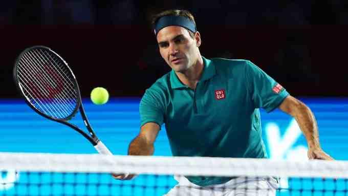 Photo Of Roger Federer