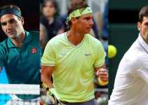 Photo of Roger Federer, Rafael Nadal and Novak Djokovic - Top-10 Greatest Tennis Players Of All-Time