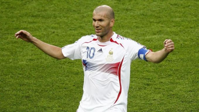Photo of Zinedine Zidane