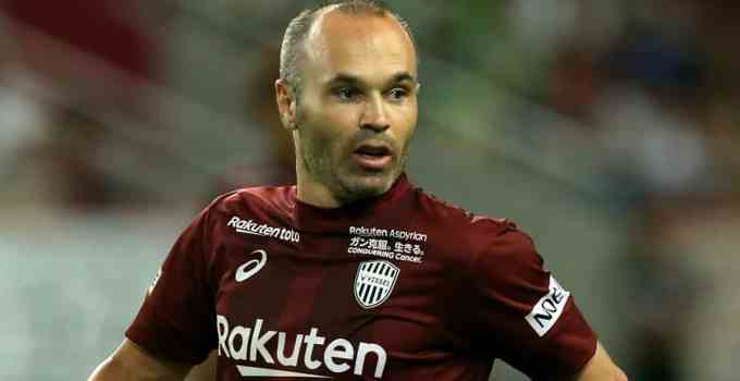 Andres Iniesta Biography Facts, Childhood, Net Worth, Life