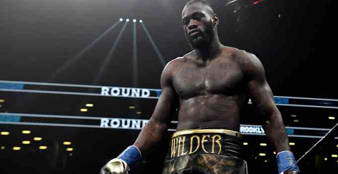 Deontay Wilder Biography Facts, Childhood, Net Worth, Life