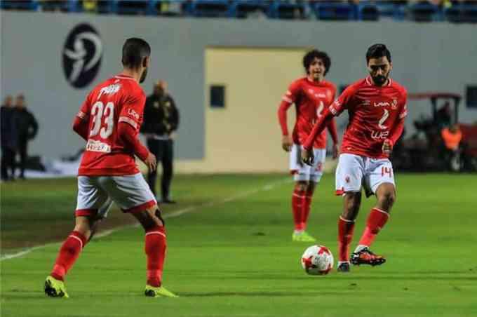 Al-Ahly SC footballers
